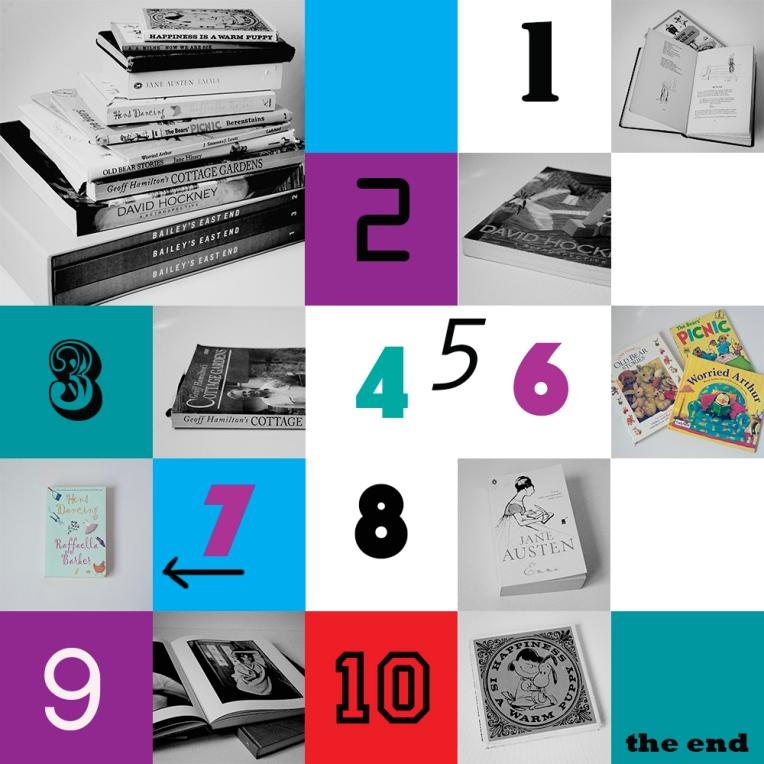 10 memorable books
