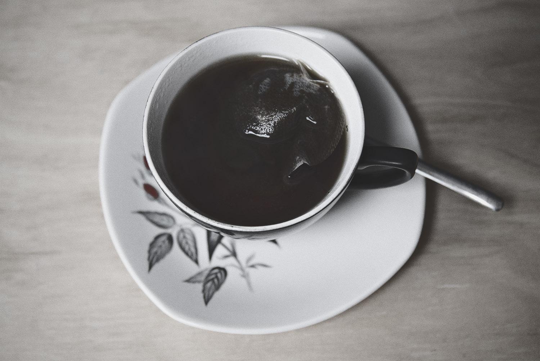 tea brewing