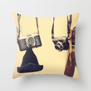 Camera cushion