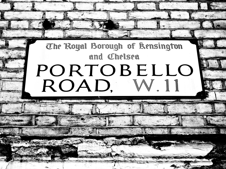 Portobello sign